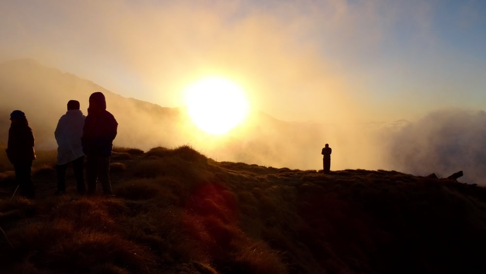 Sunrise (High Camp)