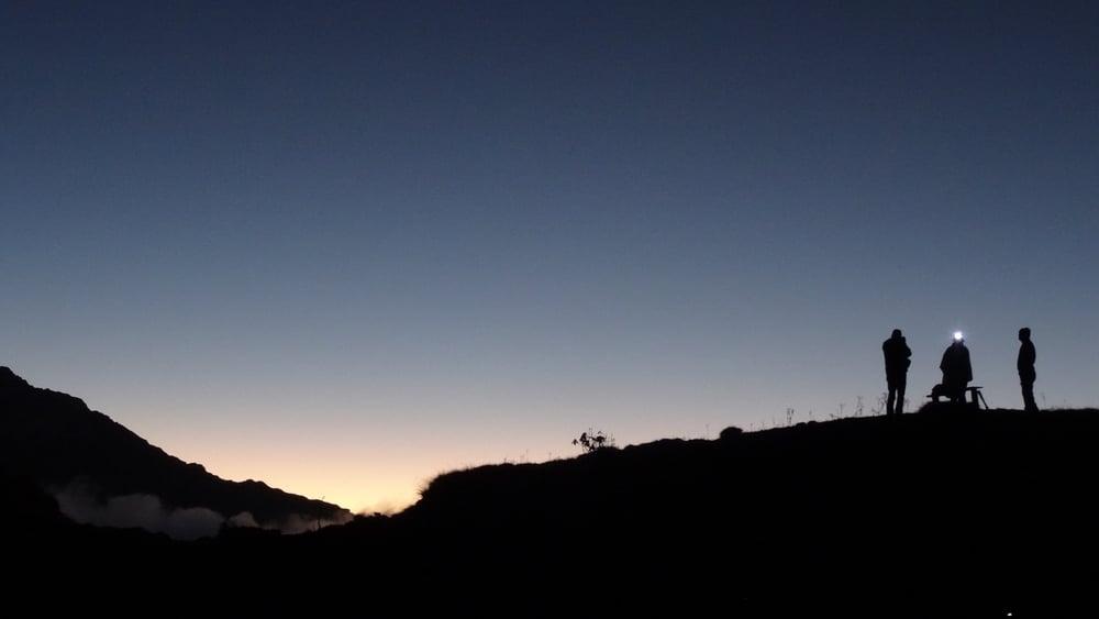 Before Sunrise (High Camp)