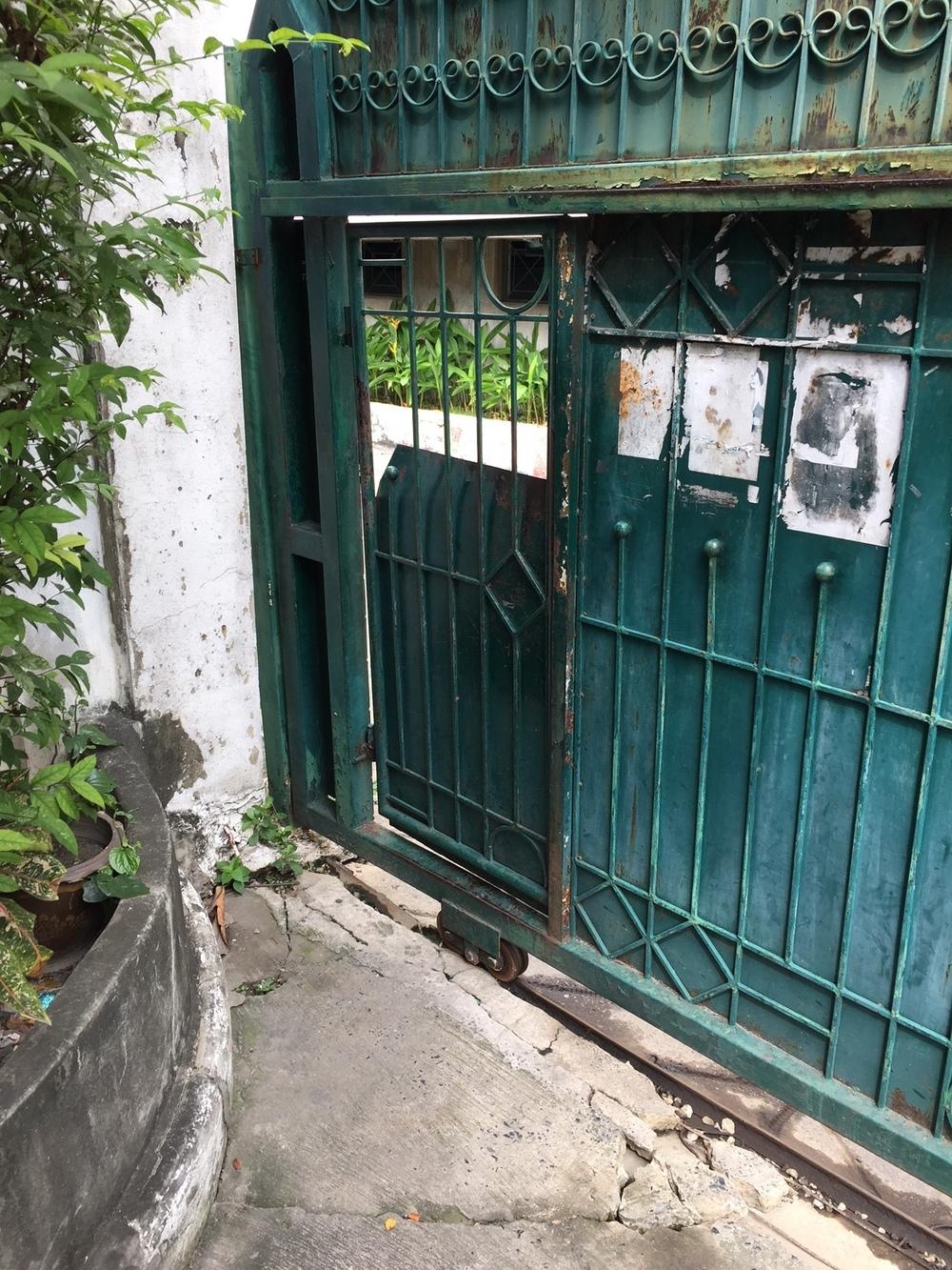 Green Gate (closes at 9pm)