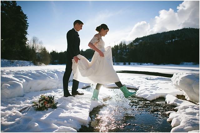 Whistler Wedding Flowers