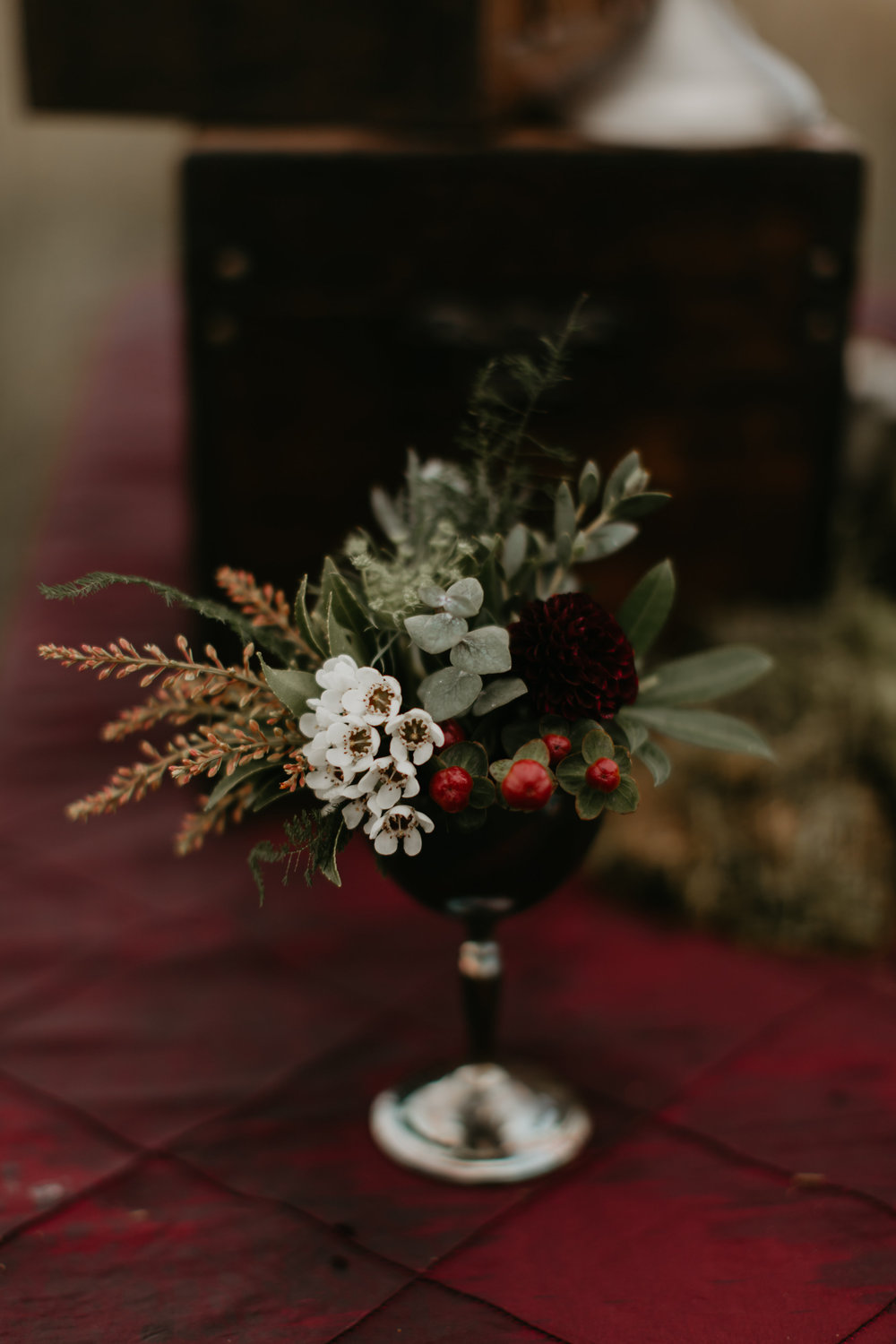 Woodland Theme Wedding
