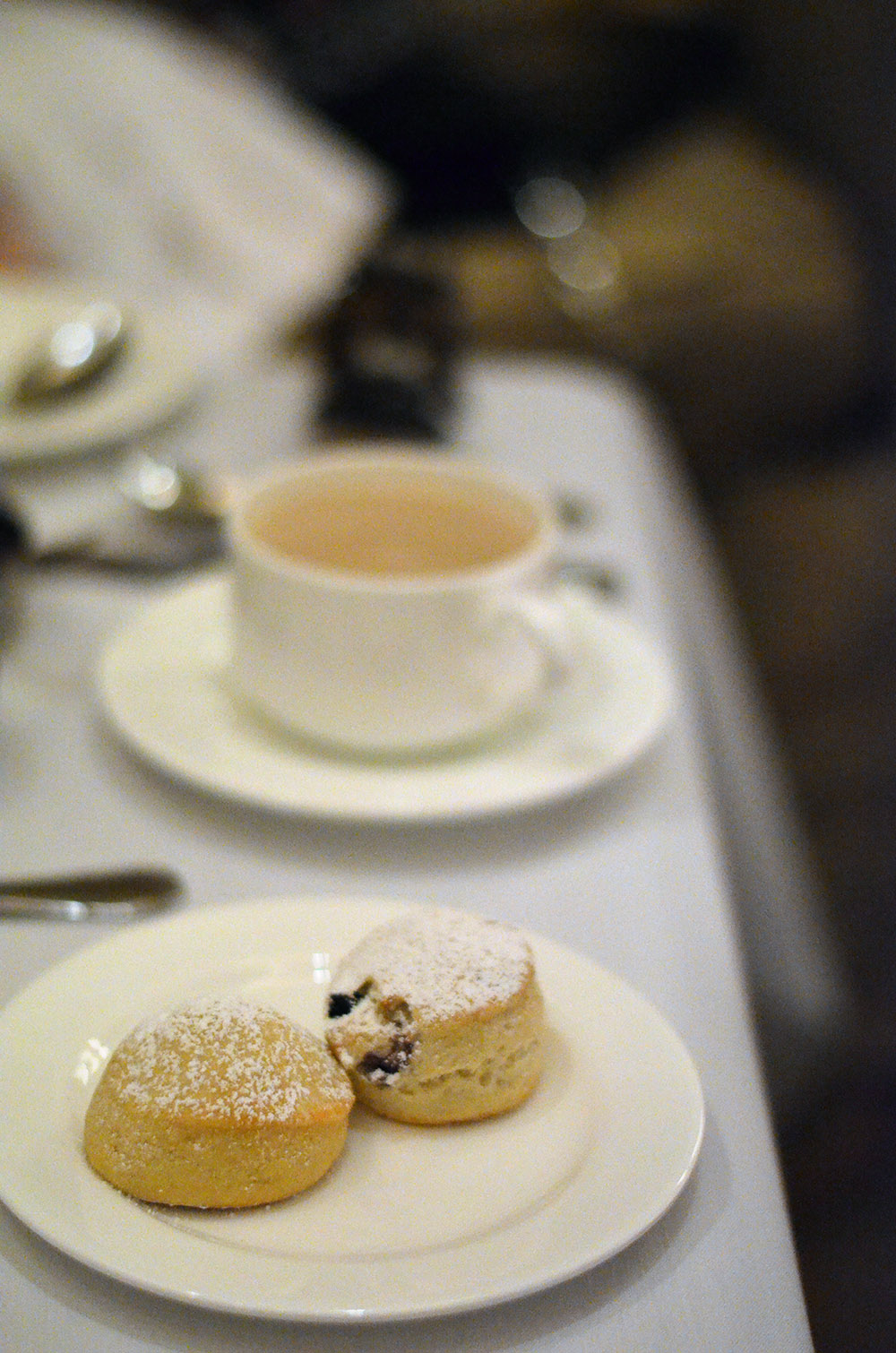 Uncork New Orleans - Afternoon Tea with Pink Petro