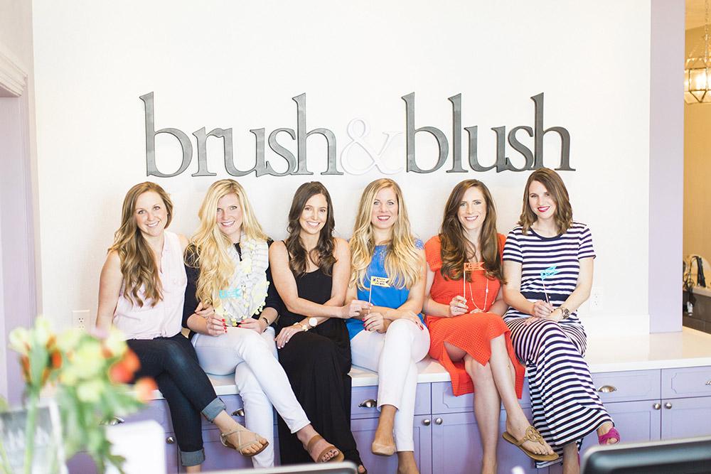 Brush Blush Uncork