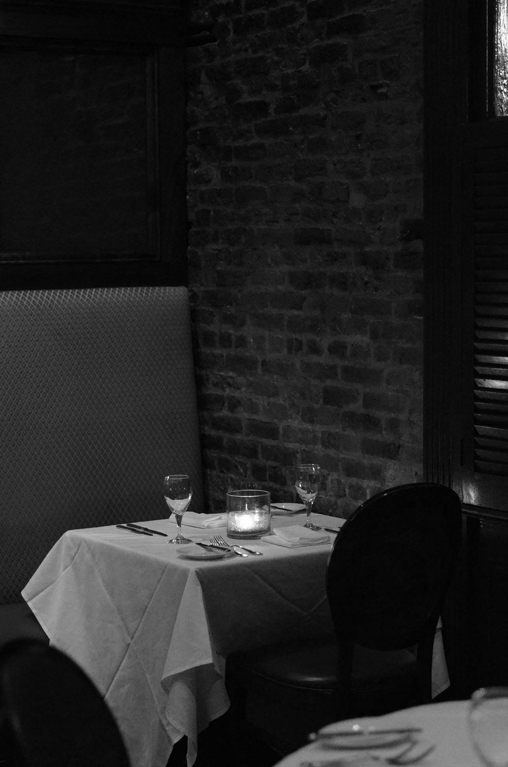Restaurant August, New Orleans