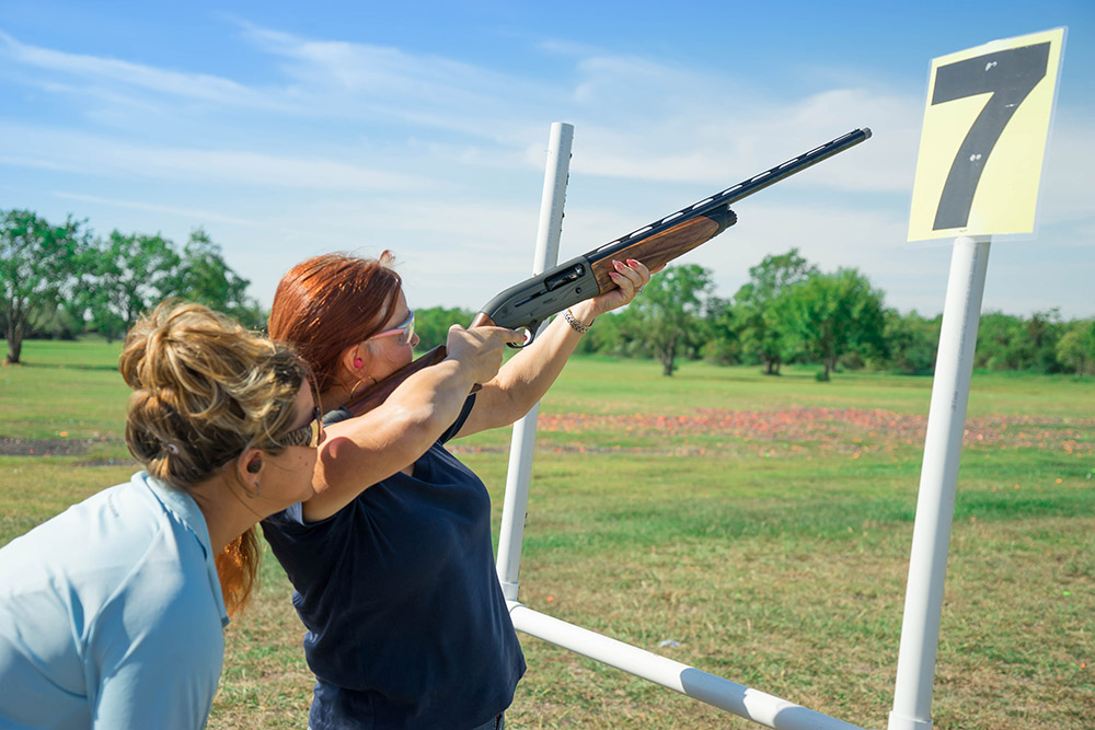 Uncork Sporting Clays Clinic
