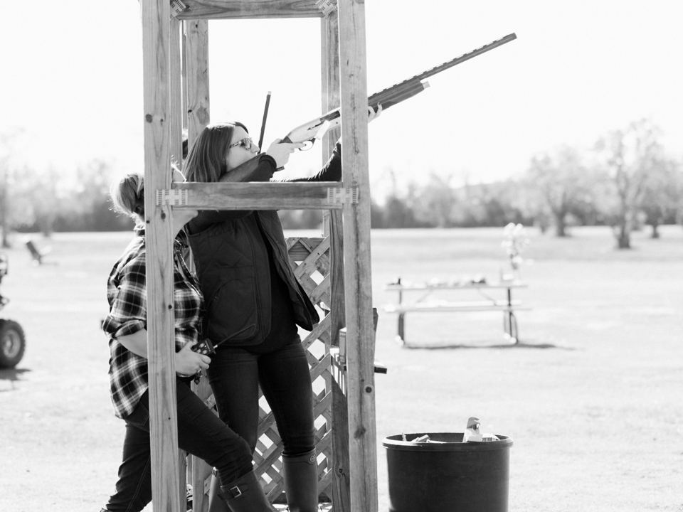 Uncork Events: Houston Sporting Clays Clinic