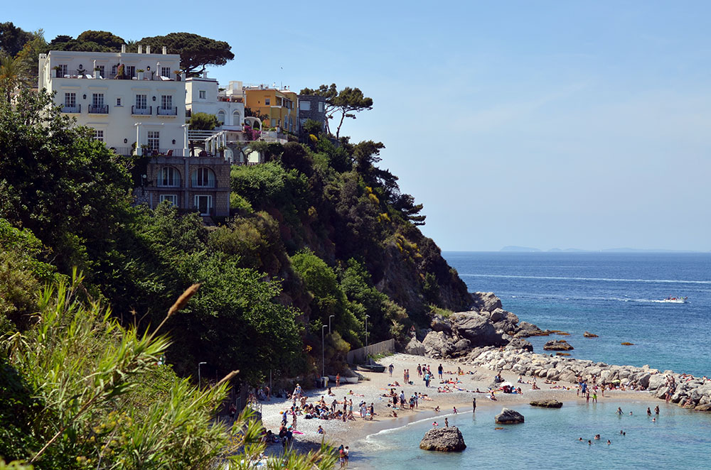 Uncork Capri