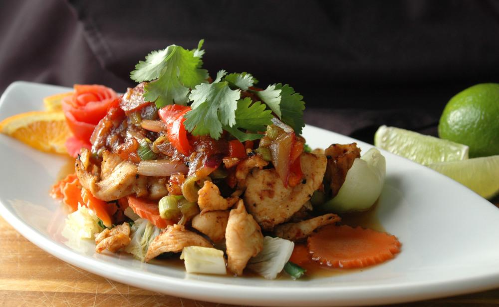 Grilled Tamarind Chicken