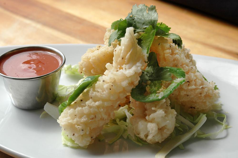 Ubon Fried Calamari