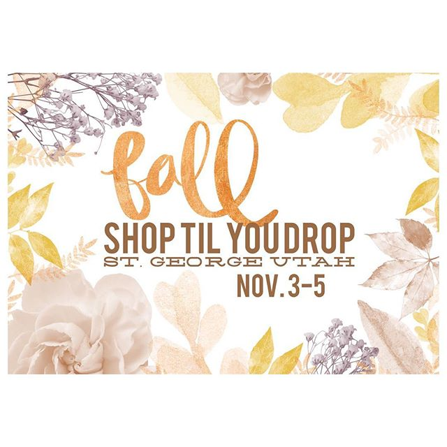 Ok all you local Utah ladies, it's here!!! @shoptilyoudroput's bus is headed to Cali and I've reserved my seat. Who wants to join me on this epic adventure of shopping and fun?? Get a group of girls and come play. Check out @shoptilyoudroput feed for all the details, but you must sign up by Oct. 15th  And just in case you were wondering👉🏻 This is how the trip goes:  THURSDAY 12am-Hop on the bus to California. Chat...snack...sleep(try)  FRIDAY 7am- Shop in LA Fashion district and Santee  Alley. Around 5pm Check-in to the hotel and shop and eat near the hotel.  SATURDAY-8am Shop at the Orange County swap meet. Usually head for home around 3pm with a stop for a quick bite in Barstow. Arrive home around 1am with amazing memories and refreshed until next year!
