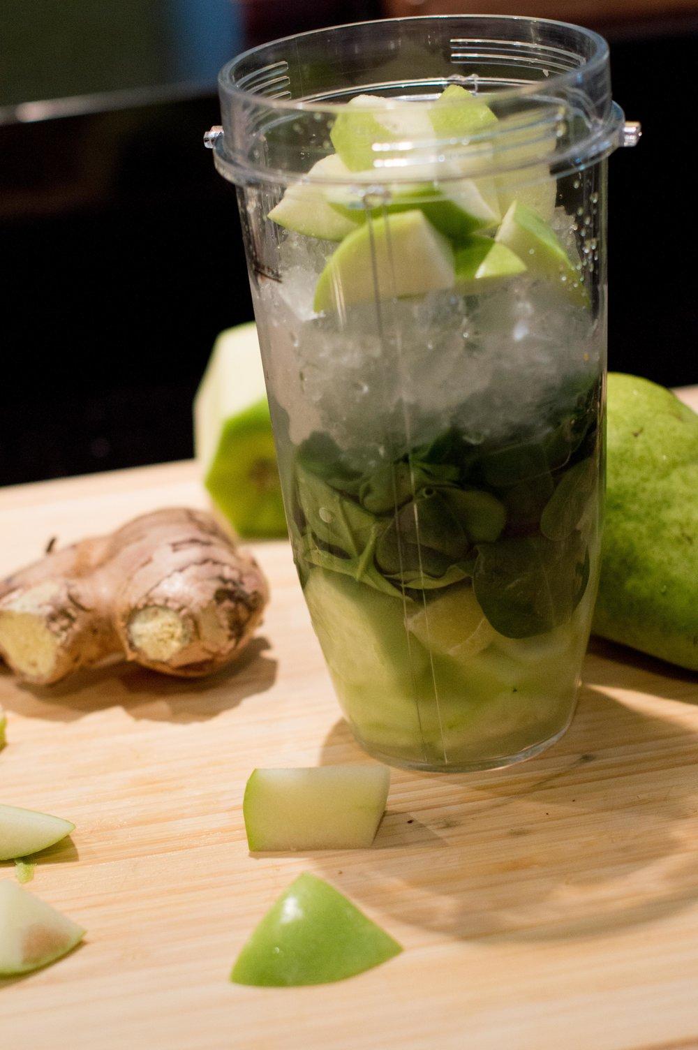 ginger-green-apple-smoothie
