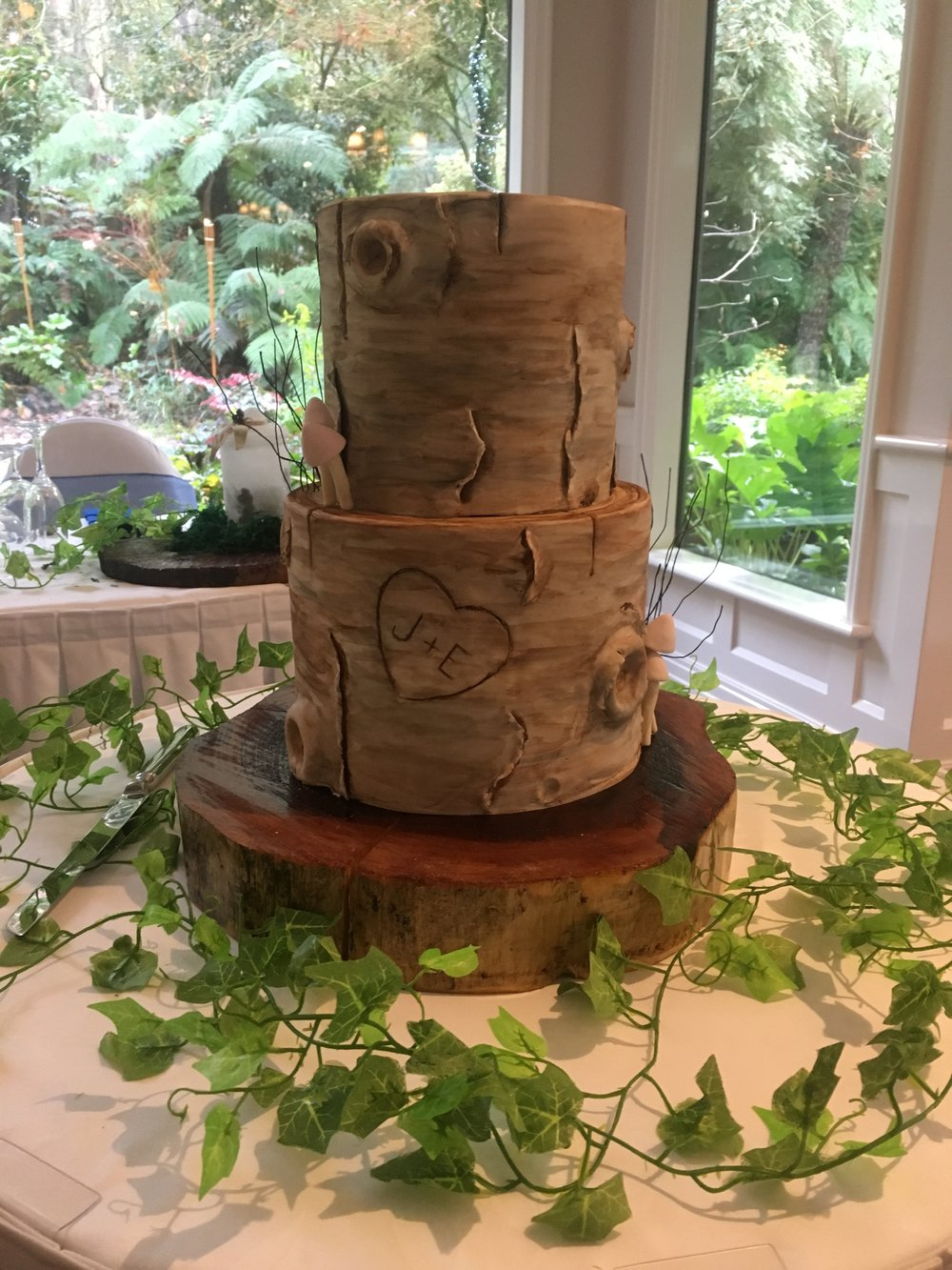 Copy of Tree Wedding Cake