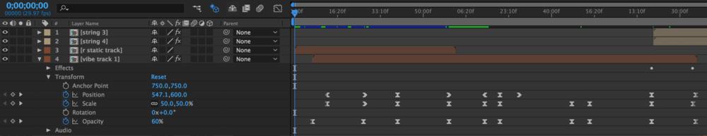 Animating Vibe Track 1