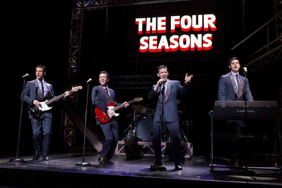 Jersey Boys US First National Tour