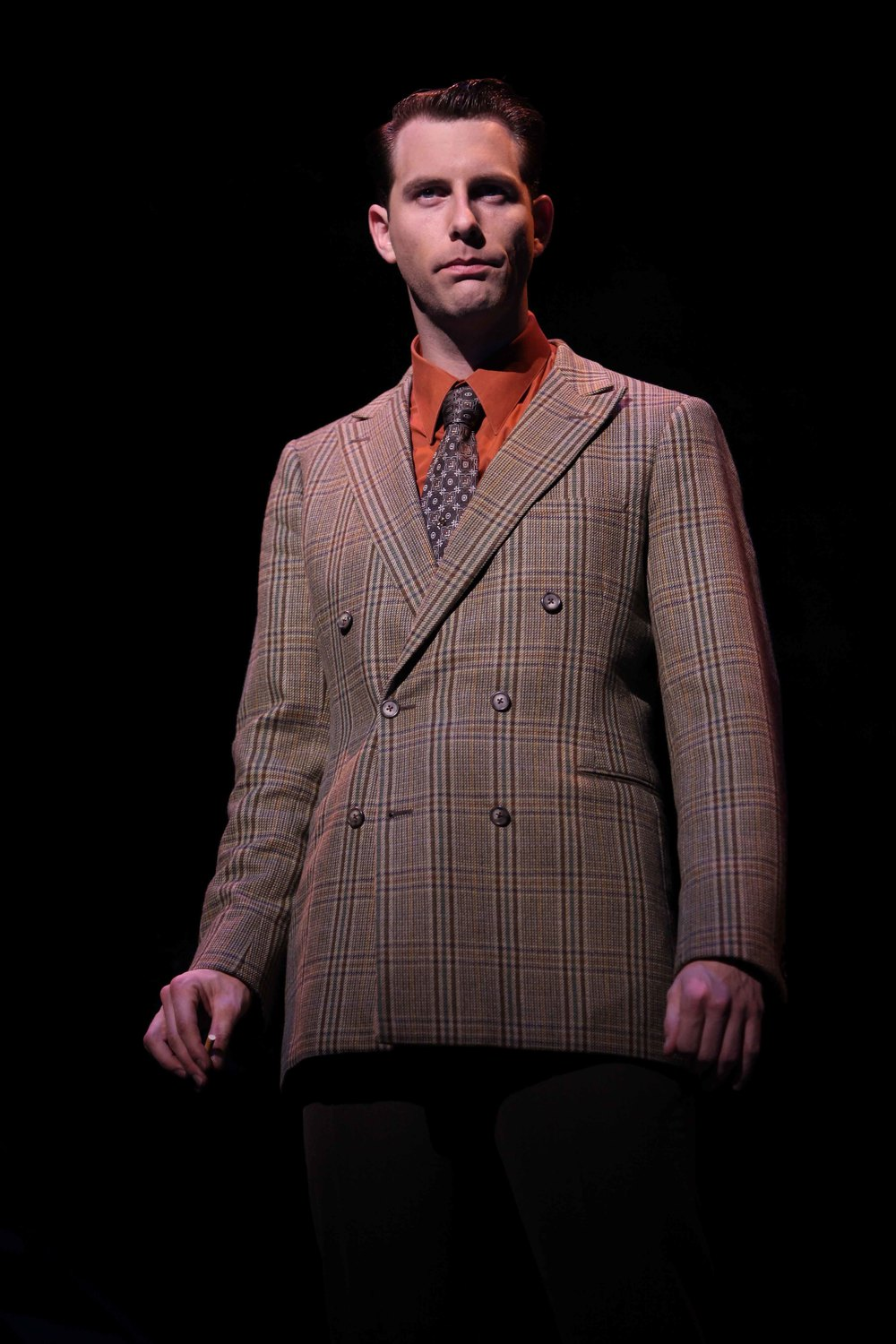 "Lomenda as ""Nick Massi"" in Jersey Boys"