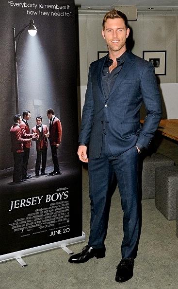 Jersey Boys  film press tour in Toronto