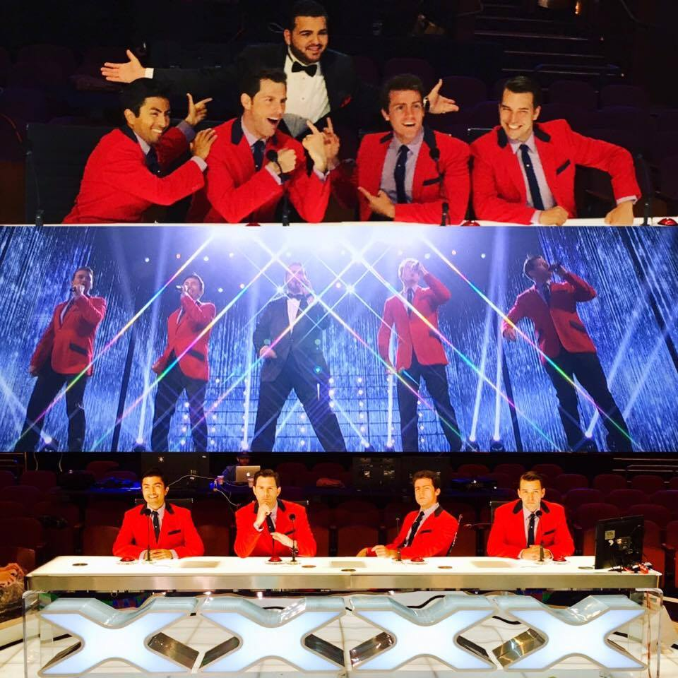 Jersey Boys on America's Got Talent