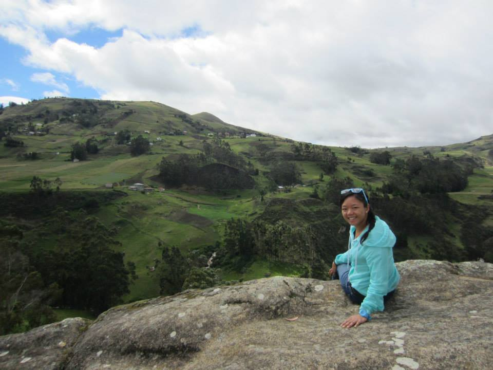 Jasmine Rodriguez (M1) was in Ecuador this summer, and visited Ingapirca, the largest known Inca ruins in Ecuador. She enjoyed getting out of her comfort zone by traveling and practicing her  Spanish.