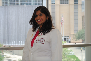 Anita Mantri, M3. Photo provided by TAMHSC.