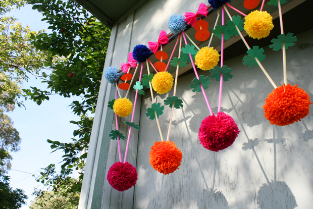 Kitiya Palaskas DIY hanging decoration