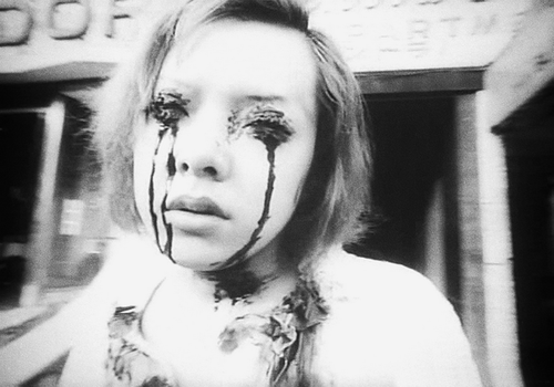 Blindness in Toshio Matsumoto's  Funeral Parade of Roses  (1969).