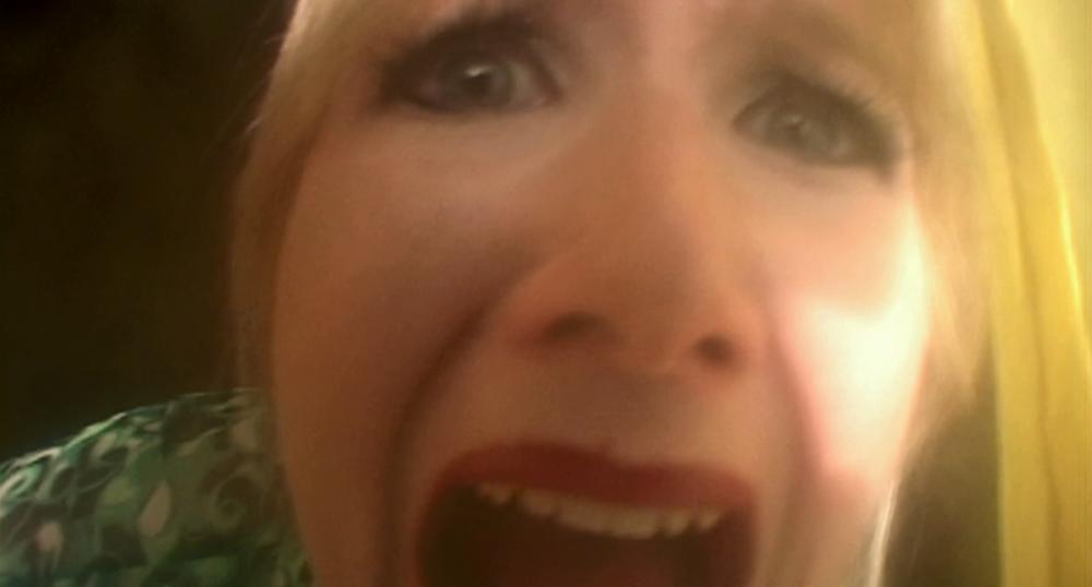 Nikki Grace (Laura Dern) confronts a fractured self in  Inland Empire.