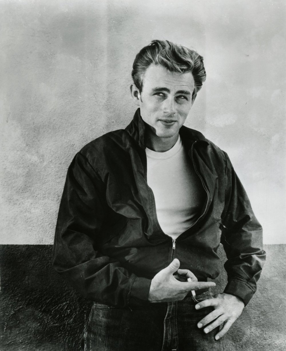 """James Dean: Bisexual Martyr - by Caden Mark Gardner""""His Giant co-star Elizabeth Taylor said he was gay. His friend Martin Landau said he was not. His Rebel Without A Cause director Nicholas Ray said he was gay. His acting peer Liz Sheridan wrote a whole book on their supposed romance, while also throwing in the caveat he was having an affair with a man. He had been linked to actresses Pier Angeli and Ursula Andress […] Dean is claimed by all, tugged back and forth between two sexuality binaries while perhaps, more accurately, belonging somewhere in the middle."""""""