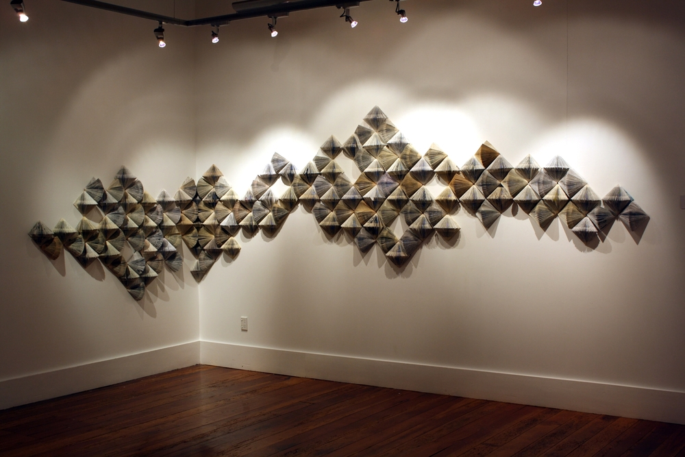 Installation at the Corban Estate Art Centre, Auckland, New Zealand, 2010