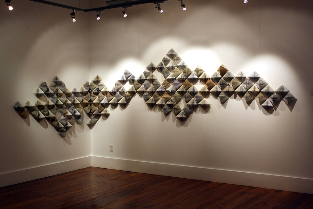 Installation at Corban Estate Art Centre, Auckland, New Zealand, 2010