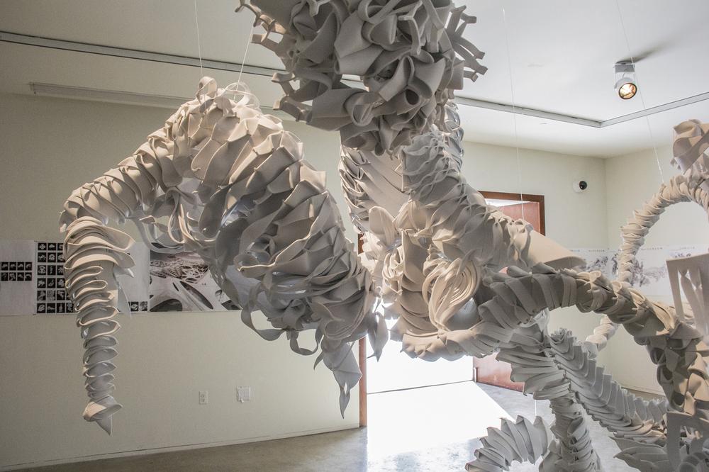 Cranbrook Academy of Art. Forum Gallery, 2014.