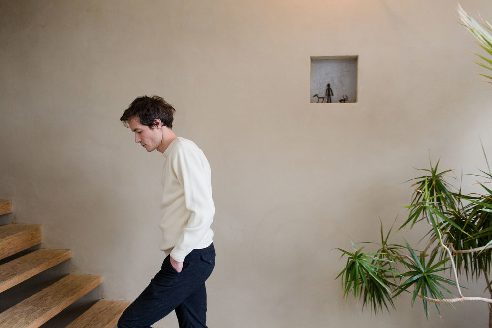client:  Freunde von Freunden  project:  Joris Brouwers & Nicky Zwaan