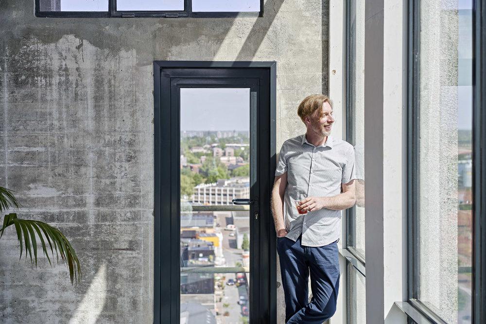 client:  Freunde von Freunden  project: Anjo van den Brink & Jose van de Griendt