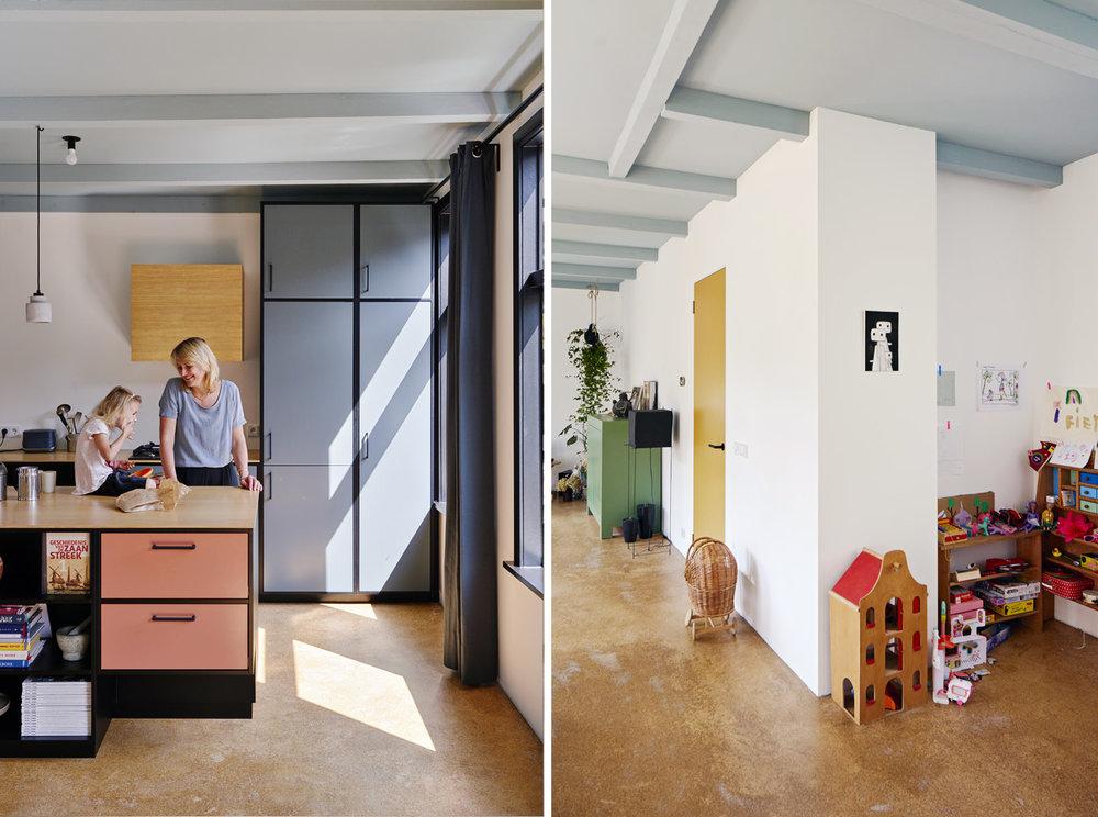 client:  Volkskrant  magazine project: Ciske & Maaike