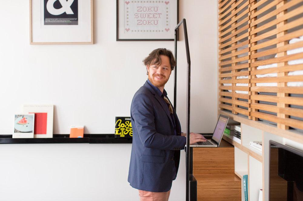 client:  Zoku  Amsterdam project: Live Zoku with  Joske Simmelink
