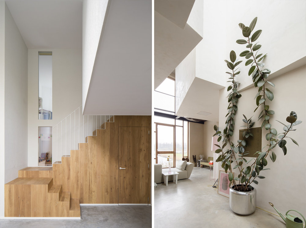 client:  Space Encounters  project: residence Amsterdam / client:  Freunde von Freunden  project: Joris & Nicky