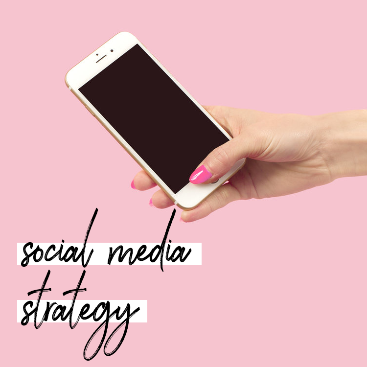 social media strategy  - social media marketing - instagram tips - facebook for business - instagram for business - One on one coaching, small business coaching for female entrepreneurs