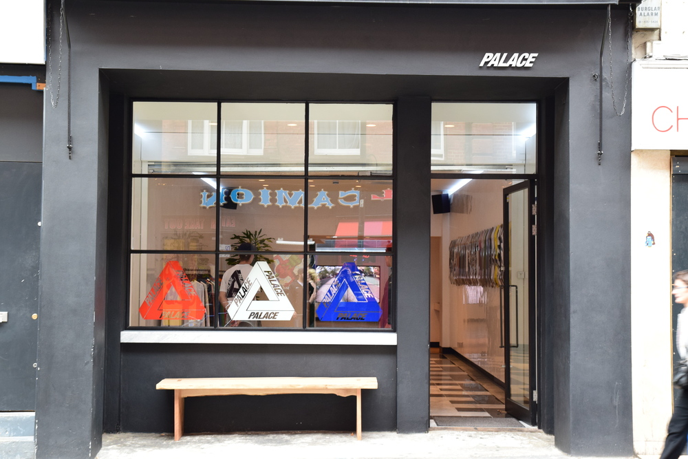 PALACE SKATEBOARD LONDON STORE — whatsgood. 93955c33fb00