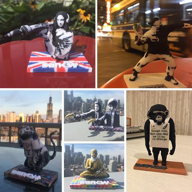 Banksy 3d printed models.jpg