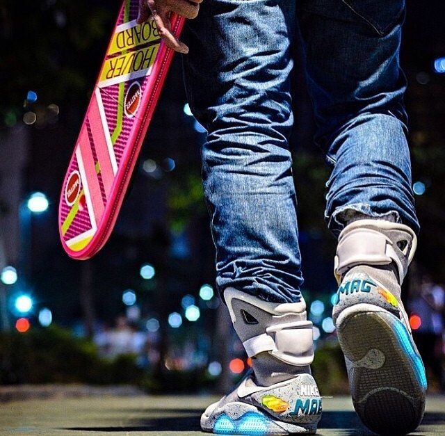 THE 2015 NIKE MAG — whatsgood. 1b027febcbfd
