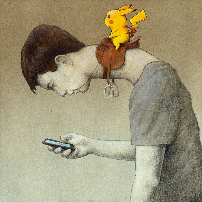Pawel Kuczynski cartoon Pokemon Go.jpg