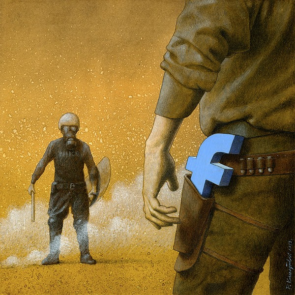 Pawel Kuczynski cartoon social media weapon.jpg