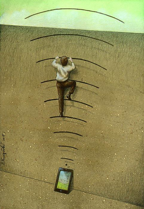 Pawel Kuczynski cartoon wifi ladder.jpg