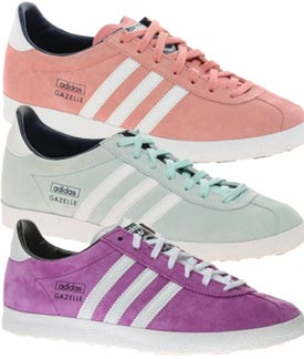Last year adidas announced that they were going to re-release the Gazelle  in 53 colors. 53 colors! I\u0027m seriously not even sure I can name 53 colors.