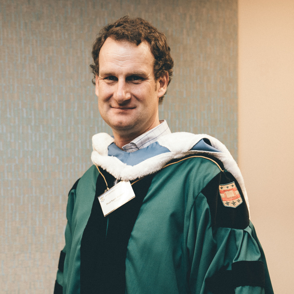 Professor Kent Anderson