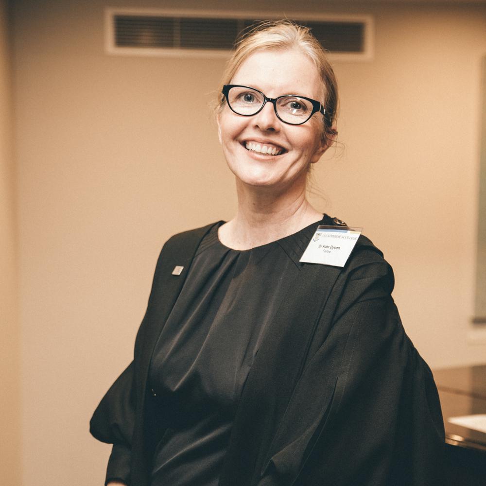 Dr Kate Dyson