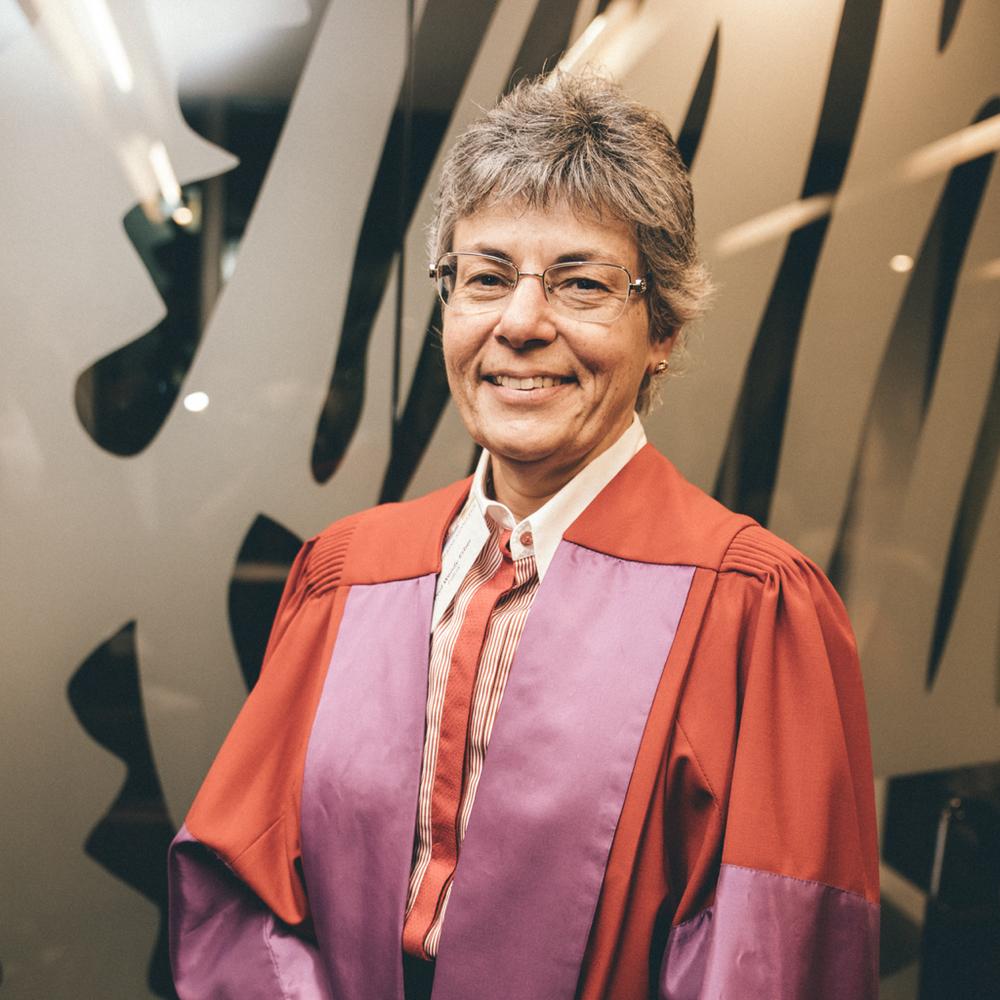 Prof Wendy Erber