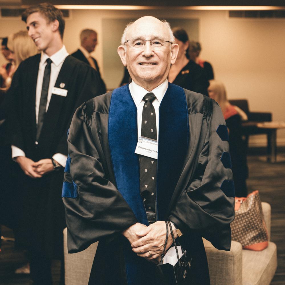 Clin/A/Prof Gary Hoffman