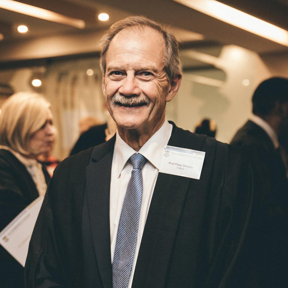Prof Peter Klinken