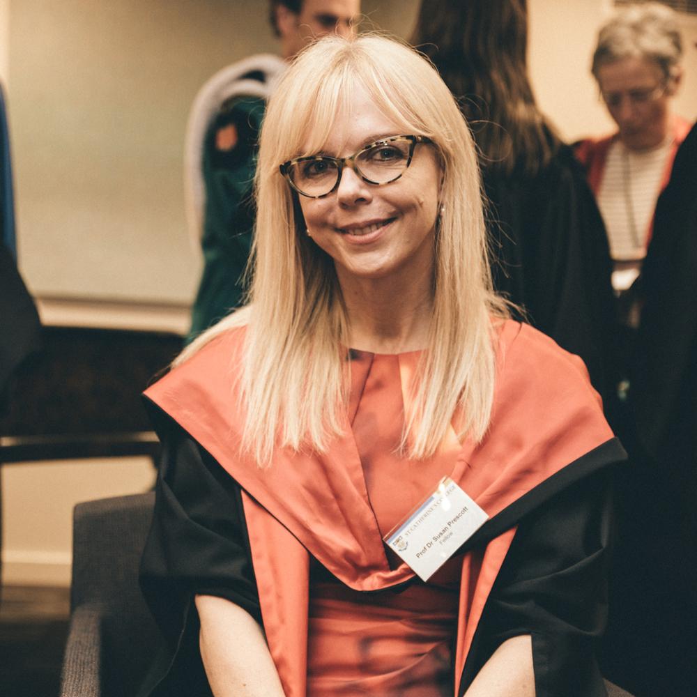 Prof Dr Susan Prescott