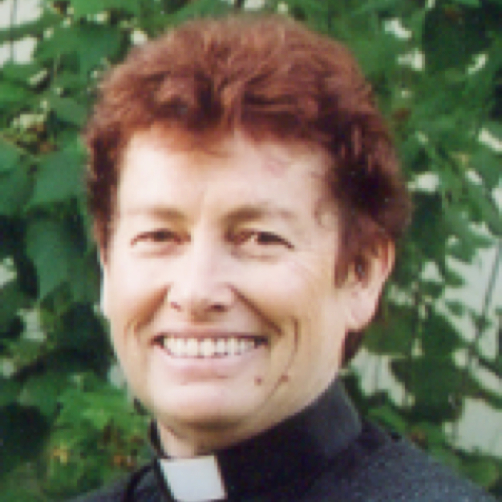Rev Canon Angela Webb